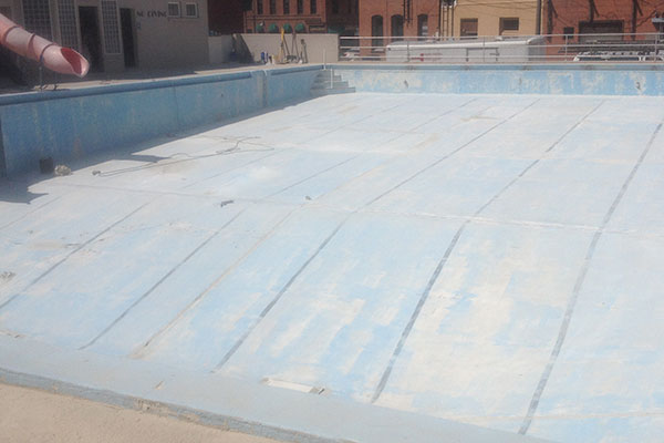 Commercial Swimming Pool Coating